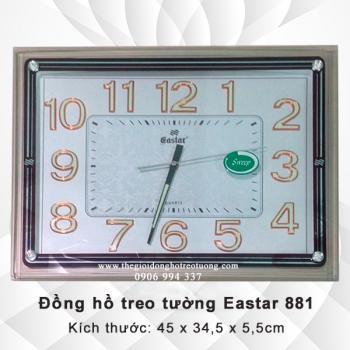 Đồng hồ Treo tường Eastar 881