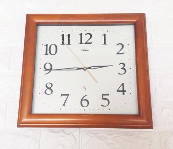 Đồng hồ SEIKO CARDINAL Vỏ Gỗ Đặc – Máy SKP Japan - Mã số: SKG 943