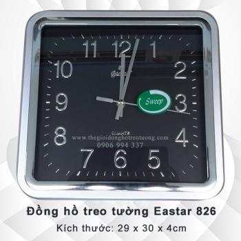 Đồng hồ Treo tường Eastar 826
