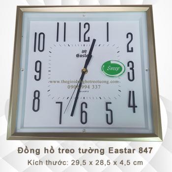 Đồng hồ Treo tường Eastar 847YG