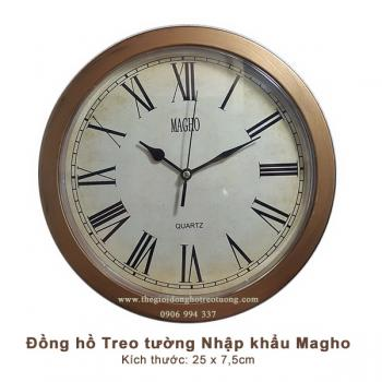 Đồng hồ Treo tường Magho 01