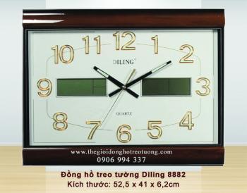Đồng hồ Treo tường Diling 8882
