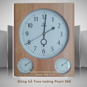 Đồng hồ Treo tường Pearl 966