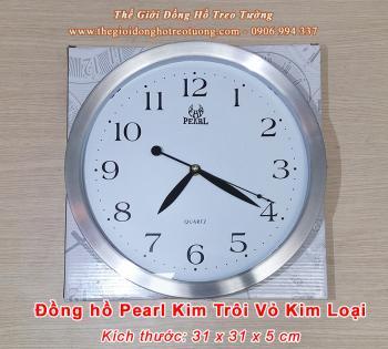 Đồng hồ Kim Loại – Máy Kim Trôi Pearl